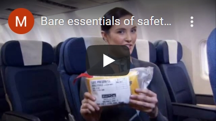 [00:03:25] Air New Zealand staff have nothing to hide – Safety instructions