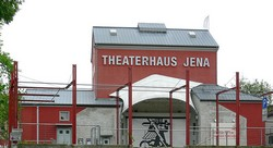 Theaterhaus Jena, photo: Andreas Praefcke creativecommons.org/license 3.0